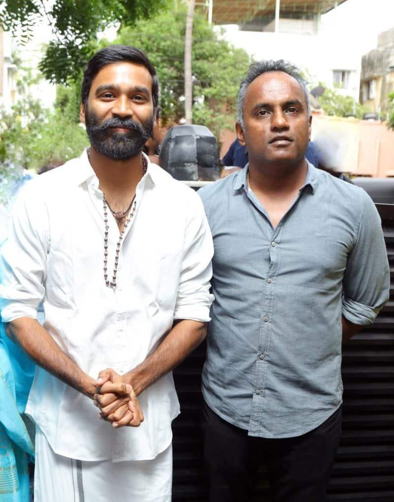 karthick suburaj directed dhanush movies