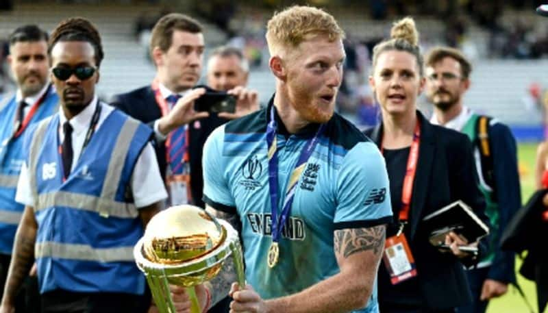 Ben Stokes ICC Mens Cricketer of the year 2019