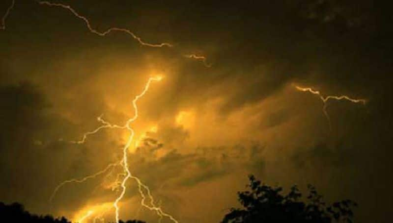 Thunderstorm may hit in Gangetic Bengal in next 48 hours