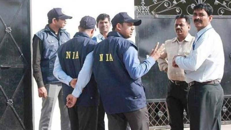 Vegetables shopper were made NIA officers to catch terrorists
