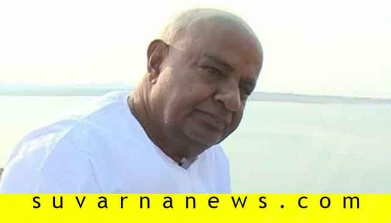 devegowda to file nomination on June 9th To Rajya Sabha Elections Says HDK