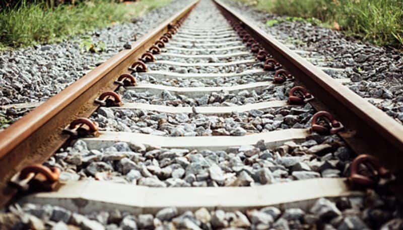 Assamese youth held for attempt break lock down direction and walks through railway track