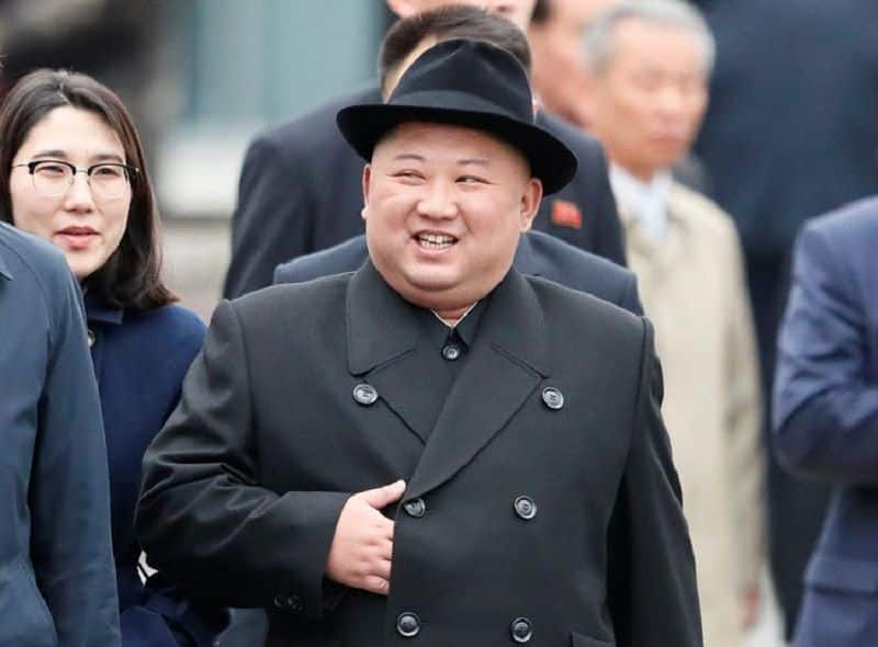 North Korea leader Kim Jong Un cast his vote, almost 100 percent turnout