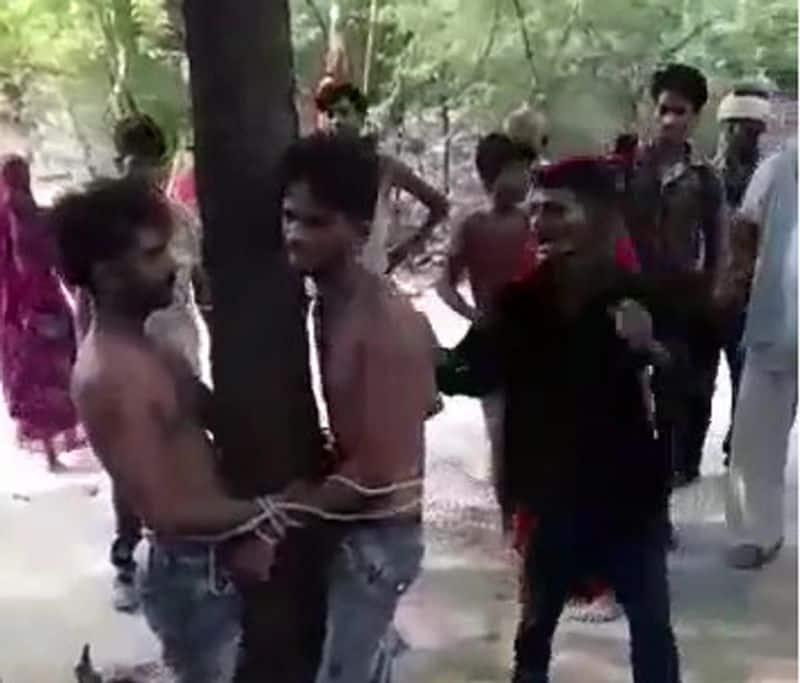 barbaric act in raebareli Uttar Pradesh