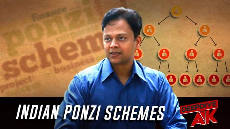 Deep Dive with Abhinav Khare: From Saradha to IMA scam, why ponzi schemes persist?