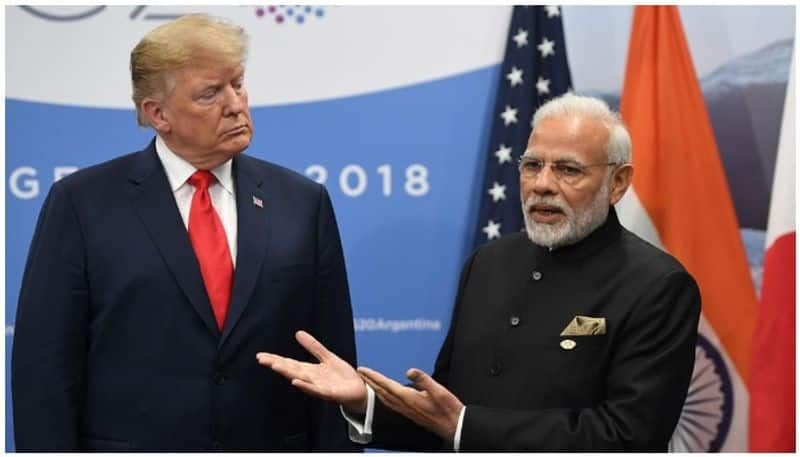 US says India had sought Trump's mediation in Kashmir issue, but India refutes claims