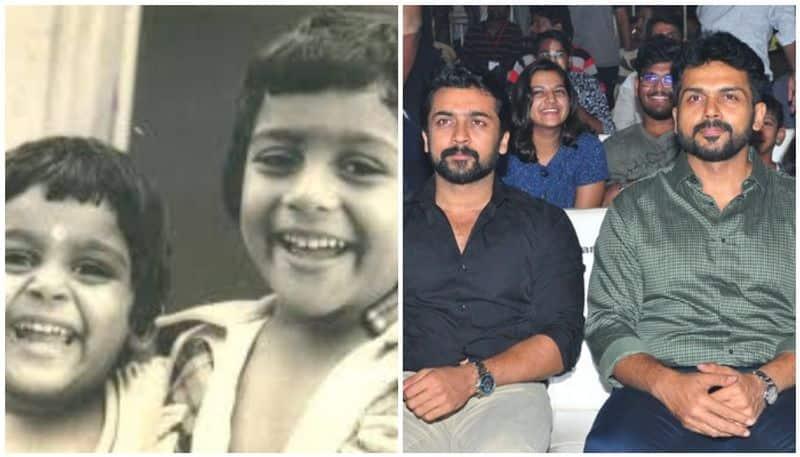 actor surya birthday