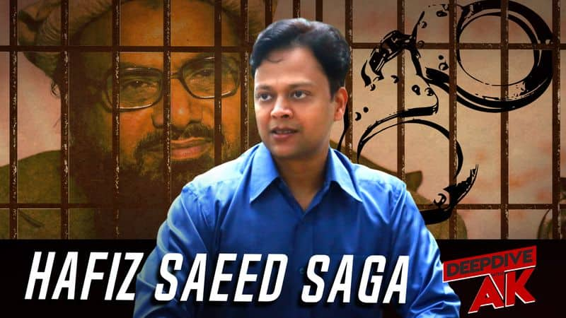 Deep Dive with Abhinav Khare: Catch and release of Hafiz Saeed puts Pakistan's integrity in question