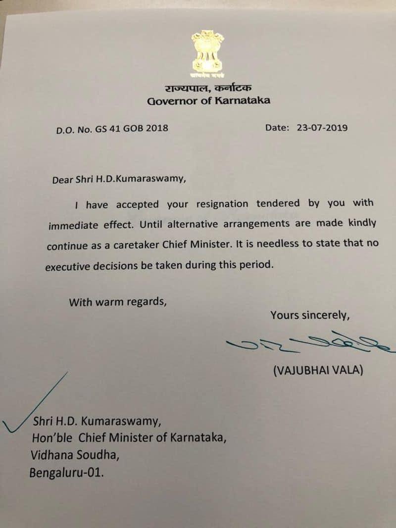 kumarasamy resigns