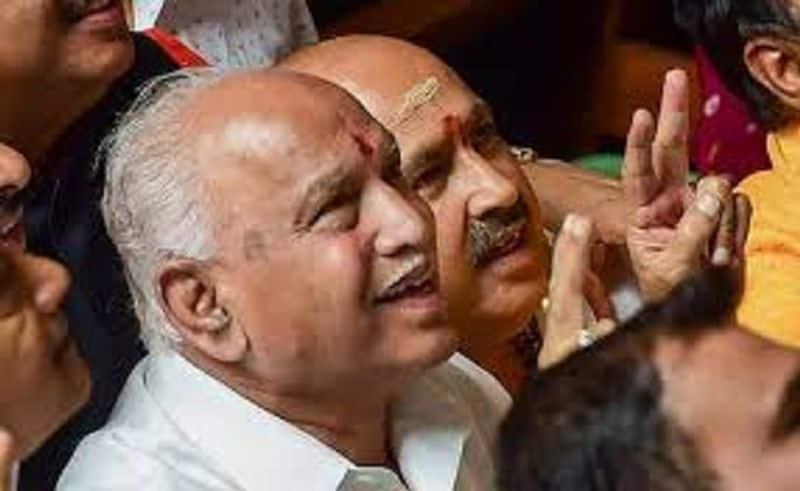 BJP won first fort of south india, BS yeddyurappa will be next cm of karnataka