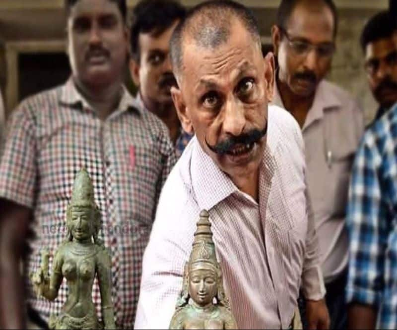 Statue of Lord Murugan worth millions Statue abduction gang again. !!