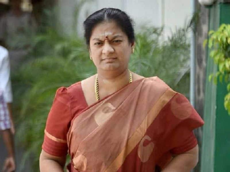 Who is this Sasikala Pushpa ..? This is the path he passed ... !!