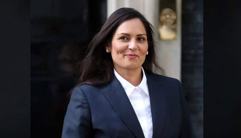 Indian daughter will hold home minister post in Britain in newly formed government, boris johnson