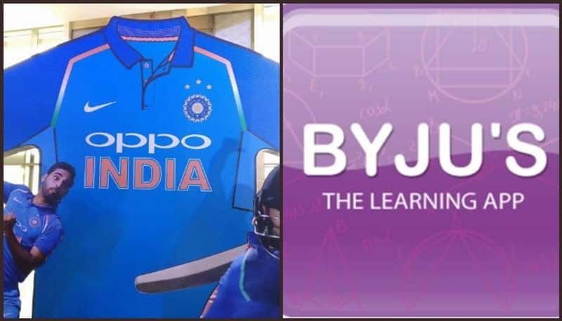 BCCI announces BYJUs new Team India sponsor