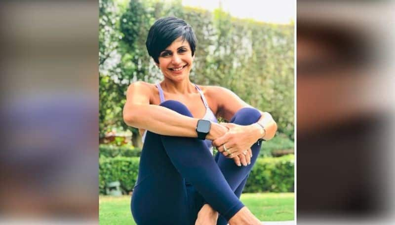 work out tips given by mandira bedi