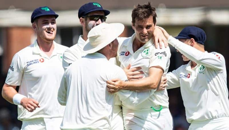 World champions England bowled out 85 Lords Ireland Test
