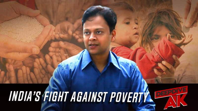 Deep Dive with Abhinav Khare: India's fight against poverty; a long way to go still