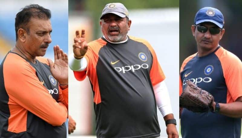 Team India support staff selection this coach may retain spot