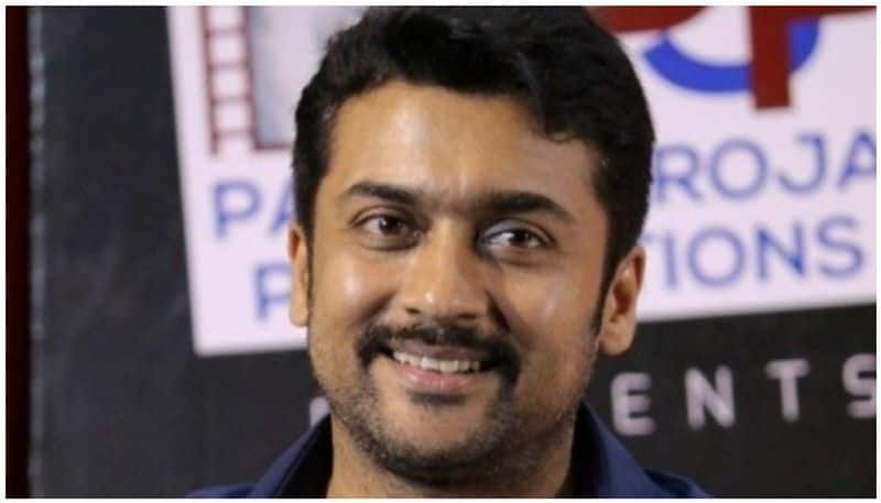 Actor Surya is a supportive Communist Mp
