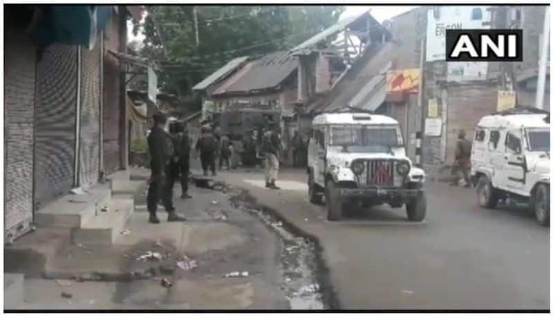 security forces killed two terrorist in shopian after Doval visit in valley security