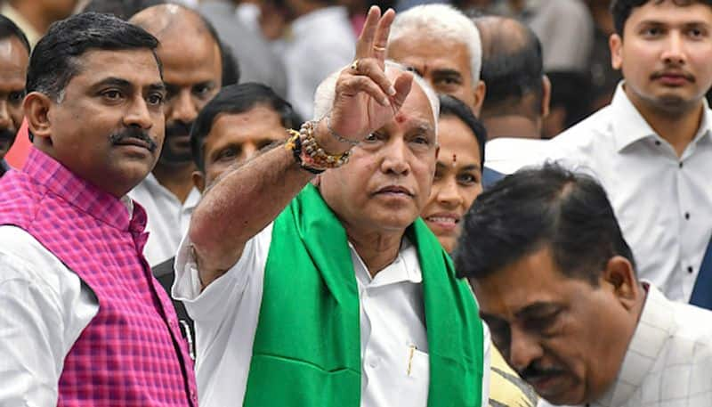 Yeddyurappa government won confidence motion in assembly, the cabinet will constitute soon
