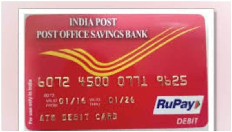 ebit card issuance in postal sector - financial crisis in BSNL line