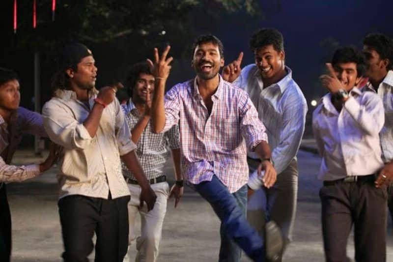 dhanush avoid the young super star inauguration