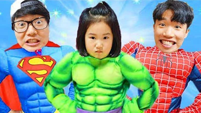 YouTube star, six-year-old South Korean girl buys property worth Rs 55 crore