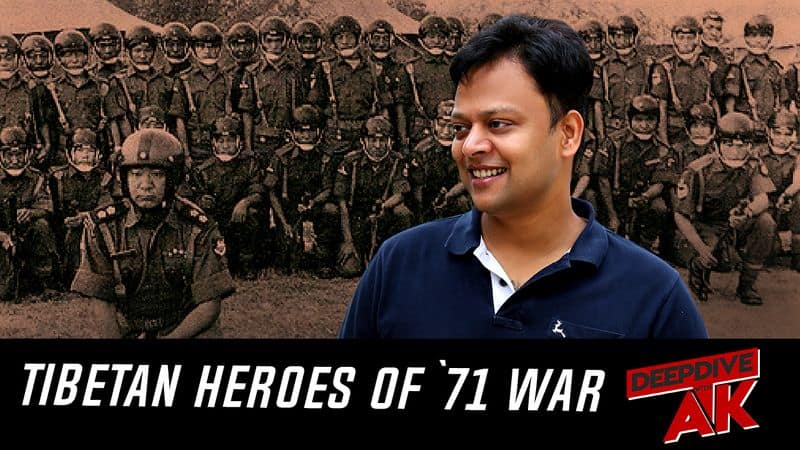 Deep Dive with Abhinav Khare The secret of Establishment 22 which helped India win the 1971 war