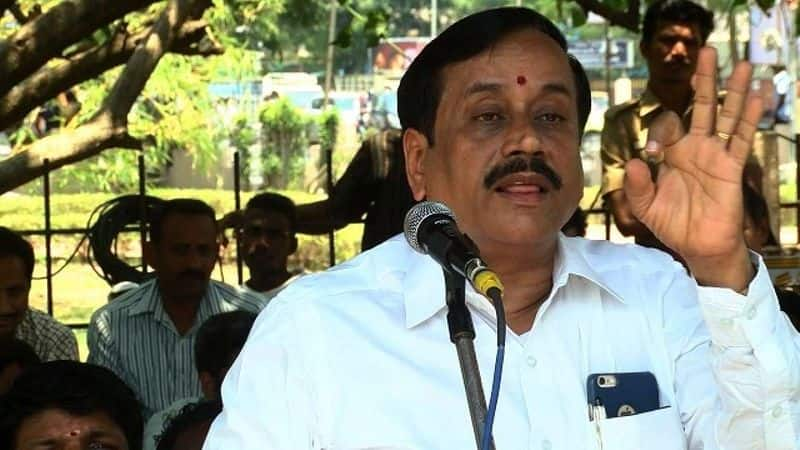 Can the mosques not fight in the Arabic language ..? H. Raja question for DK - DMK!