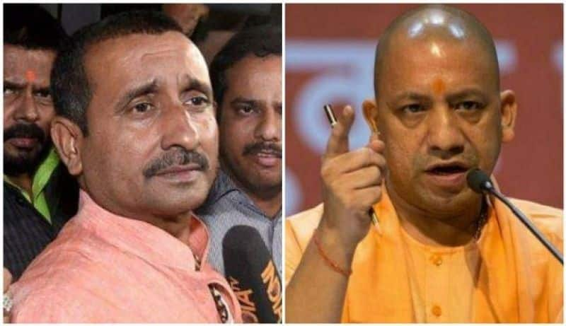Why BJP is escaping from taking action on Kuldeep Singh?