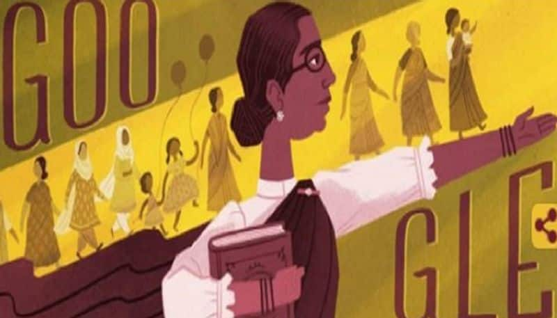Google Doodle celebrates Muthulakshmi Reddy's birth anniversary; Tamil Nadu calls for 'Hospital Day'