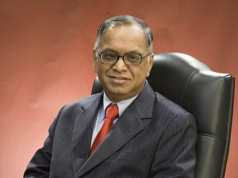Infosys Narayana Moorthy's son in law is Britain's finance minister