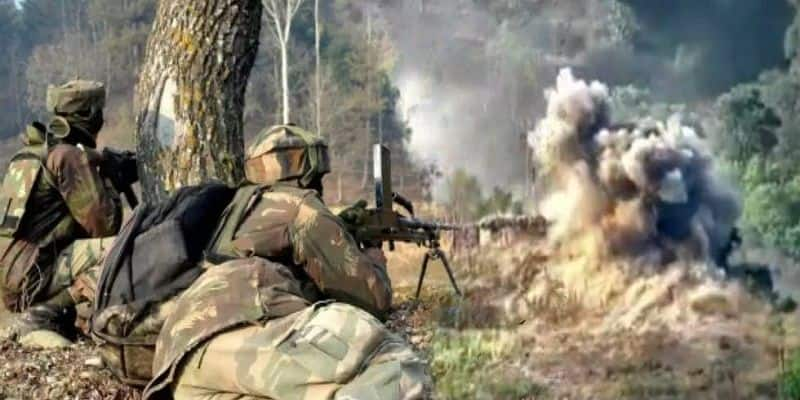 The consecutively third day Pakistan violates ceasefire in Kashmir border