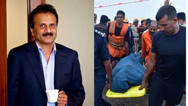 body of owner Cafe Coffee Day found from river, was missing for two days