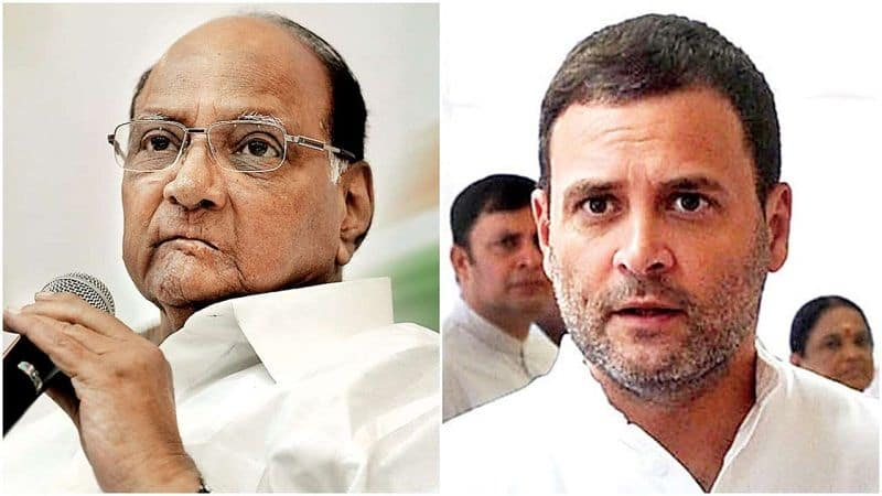 Four MLA of Congress and NCP resigned from party, will join BJP today in Maharashtra