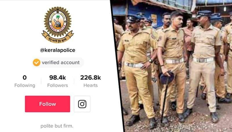 Kerala Police set to explore TikTok for awareness campaigns
