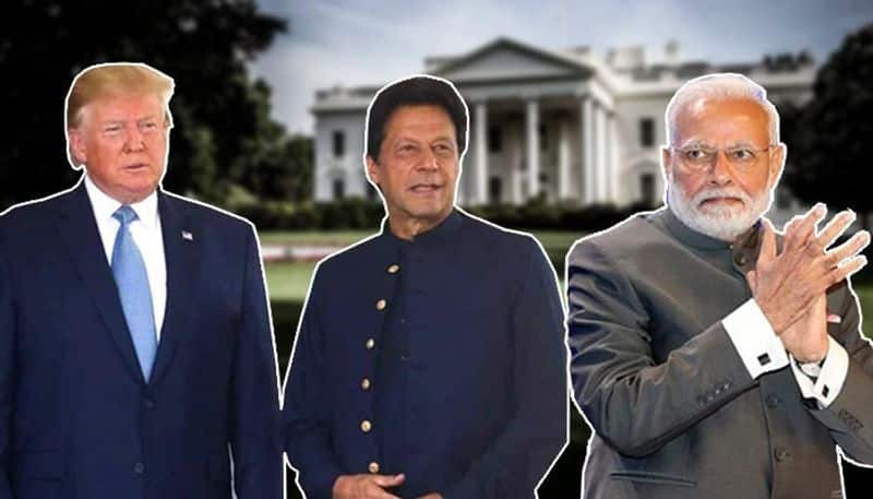 Donald Trump rakes up Kashmir issue again says ready to intervene between 2 countries