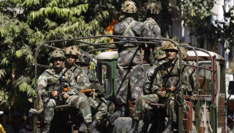 northern army commander issued alert for indian army in jammu and kashmir