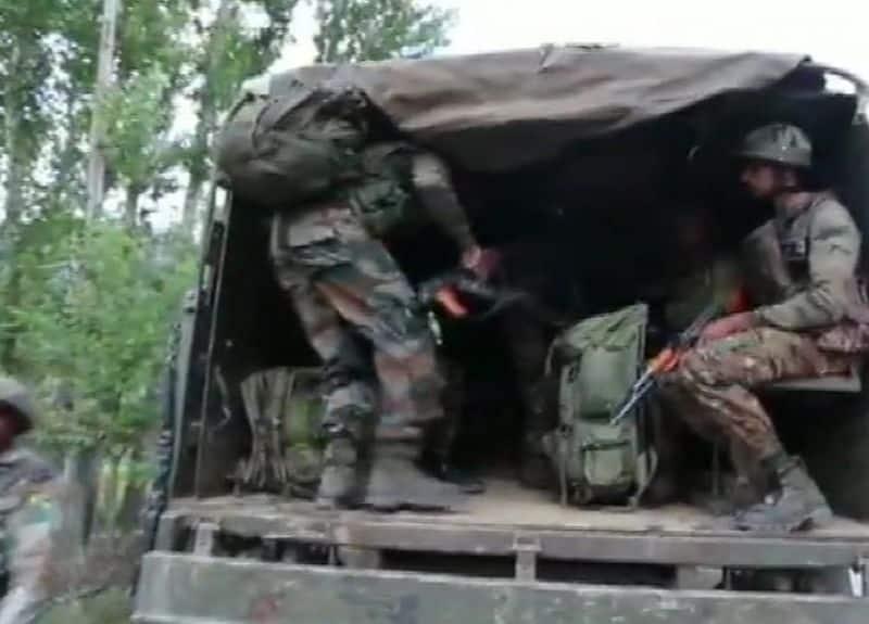 Lashker e Taiba terrorist involved in recent attack gunned down in Sopore