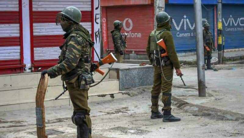 Restrictions, night curfews imposed in several parts of Jammu and Kashmir