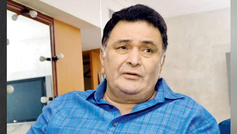Rishi Kapoor shares throwback picture in social media