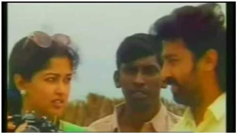 comedian vadivelu to re enter through kamal movie
