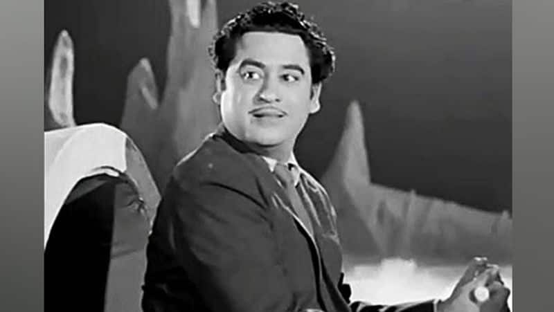 Kishore Kumar's sang his first song in his brother  production house Bombay Talkies BRD