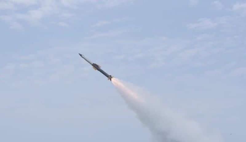 DRDO Successfully Tested QRSAM misile at Orissa Balasore