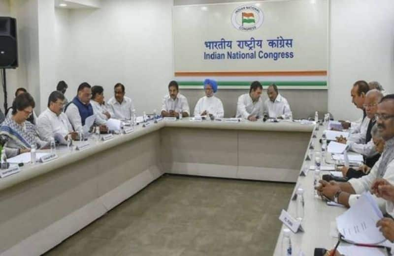 Learn how the Congress got divided on Kashmir issue in party