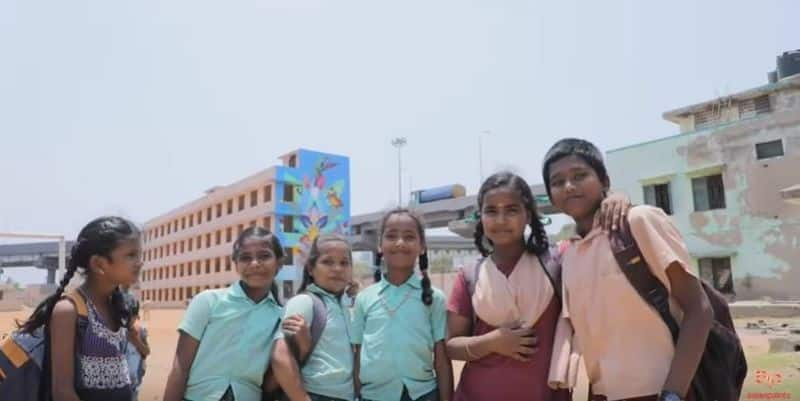 asian paints celebrating and creating awarness about donate a wall among people