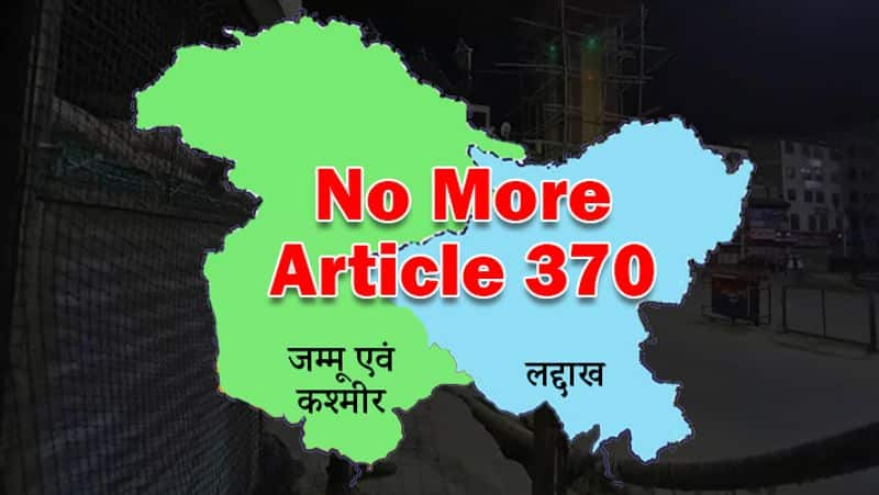 know who is saying what after removel of article 370