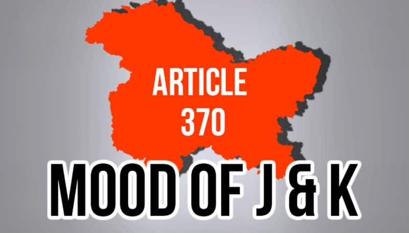Mood of Jammu and Kashmir: A survey on issues that plague the valley yields these results