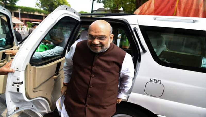 Amit is not only BJP's 'Shah', Congress has stopped speaking in Lok Sabha today